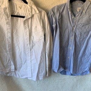 Boys gap dress/ casual shirt